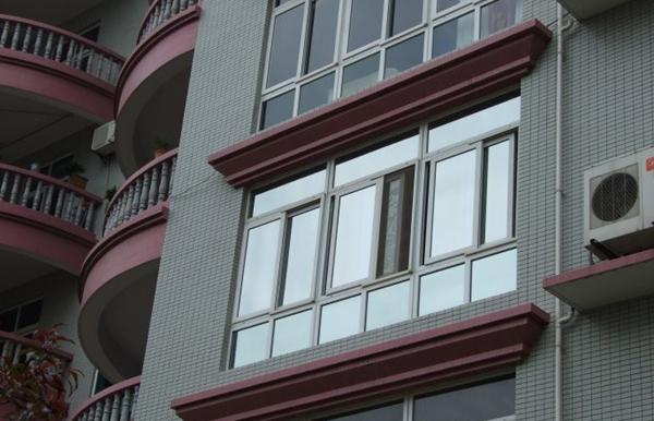 建筑膜案例